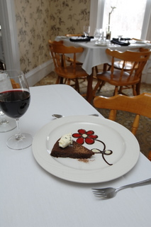Picture of Charlotte au Chocolat Dessert