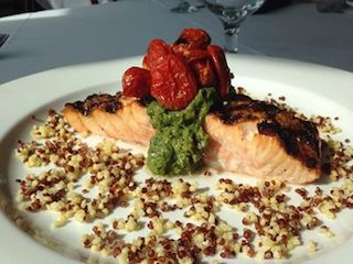 Picture of 'Grilled Atlantic Salmon'