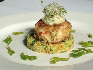 Picture of 'Jumbo Lump Crab Cake'