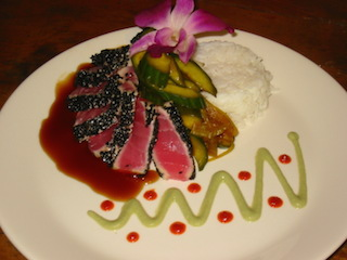 Sesame Crusted Ahi Tuna Loin