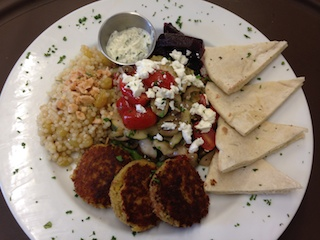 Picture of Mediterranean Lamb Kofta's