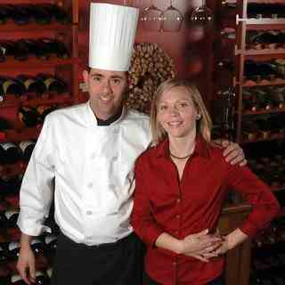 Proprietors Brian and Jenny Walker